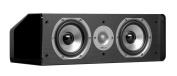 Polk Audio CS10 13.3cm Centre Channel Speaker - Black - Single
