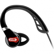 Polk Audio UltraFit 1270cm -Ear Headphones - Black