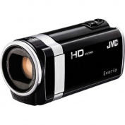 JVC Everio GZ-HM440 Full HD Camcorder - Black