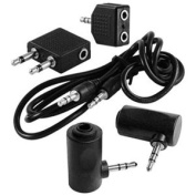 DP VIDEO DK505 in 1 3.5mm Audio Adapter Kit