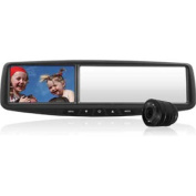 DP VIDEO DPM1092.2cm Wide Screen Mirror Monitor & Backup Camera with Night Vision