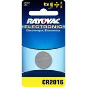 Rayovac 2016 Battery