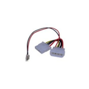 LINK DEPOT POW-ADT-3P4 3 PIN FEMALE TO 4 PIN MALE ADAPTER