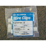 Cord Clips with Extra Wide Openings, Qty 25