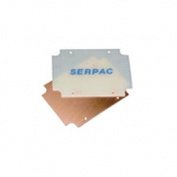 Serco Mould 471 Vertical Clad Board 4.25W x 1L x 1/16Thick. Fits #171,17-S,271,27-S