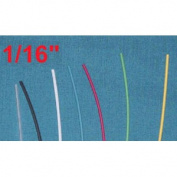 0.2cm 4ft Black Heat Shrink Tubing