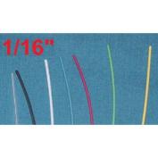 0.2cm 4FT Red Heat Shrink Tubing
