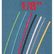 0.3cm 4FT Blue Heat Shrink Tubing
