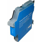 Compatible Cyan Ink Cartridge for Brother LC61 / LC65 High Capacity