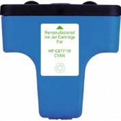 EI for HP 02 Cyan Ink Cartridge
