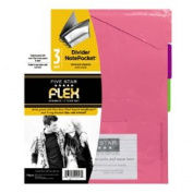 Mead Five Star Flex Divider NotePocket