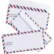 Mead #10 White AirMail Envelopes 20ct
