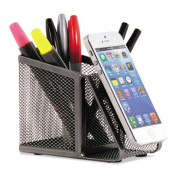 Allsop DeskTek Series Pen Cup with Clingo Technology for Mobile Devices