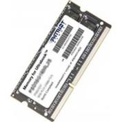 Patriot DDR3 8GB CL11 PC3-12800 (1600MHz) 1.35v SODIMM for Ultrabook PSD38G1600L2S