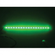 Logisys 30.5cm 18 LED Super Bright Sunlight Stick Green