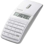 Canon X Mark I Slim White - 7.6cm -1 Wireless Mouse, Wireless Keypad and 10-digital Calculator