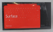 Microsoft Touch Cover for Surface Red
