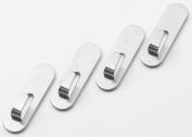 Pedrini 4 Adhesive Hooks