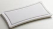 Pedrini Rectangular Chopping Board - 21.5 x 12.7 x 1.2cm