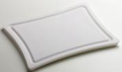 Pedrini Rectangular Chopping Board - 25.4 x 20.3 x 1.2cm