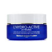Méthode Jeanne Piaubert L'Hydro-Active 24 Hours Active Moisturising Night Cream 50 ml