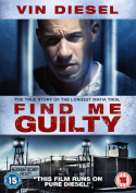 Find Me Guilty [Region 2]