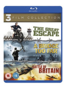 A Bridge Too Far/The Great Escape/Battle of Britain [Region B] [Blu-ray]