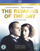 The Remains of the Day [Regions 1,2,3] [Blu-ray]
