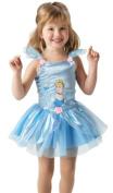 Rubies Fancy Dress Costume - Disney Princess - Cinderella Ballerina Pink Costume - CHILD SMALL