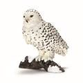 Schleich Snowy Owl Figure