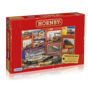 Gibsons Hornby Through the Ages Jigsaw Puzzle