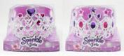 Sparkle Girls Tiara Set