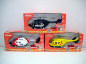 Majorette Air Rescue Helicopter