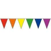 Triangular Rainbow Bunting