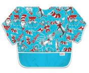 Bumkins Waterproof Long Sleeved Art Smock, Seuss Cat in the Hat