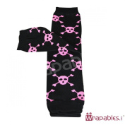 Wrapables Animals and Fun Colourful Baby Leg Warmers
