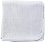 Hudson Baby Organic Receiving Blanket