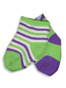 Mak the Yak - Newborn Baby Boys Bootie Sock