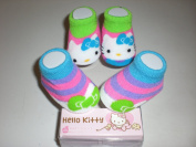 Hello Kitty Baby Socks, Size 0 - 12 Months