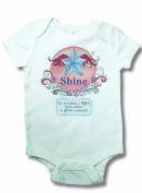 Light of Mine Designs Definition-Shine Short Sleeve Bodysuit