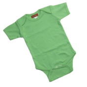Lime Baby Onesie - Short Sleeve By Baby Milano