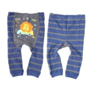 Wrapables Baby & Toddler Leggings, Cuty Baby - 24 to 36 Months