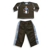 Mis Tee V-Us - Newborn and Infant Boys Long Sleeve Pant Set