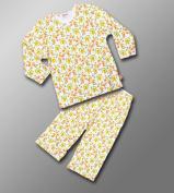 Zutano Monkey Swing Long Sleeve T-shirt and Pants Set - 18mths