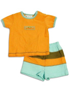 Cloud Mine - Newborn Boys Short Sleeve Short Set