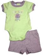 Baby Headquarters - Newborn Boys Short Sleeve Short Set