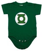 DC Comics Green Lantern Creeper Romper Onesie Size
