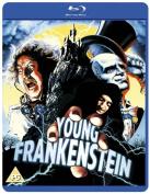 Young Frankenstein [Region B] [Blu-ray]