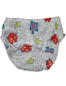 My Pool Pal - Newborn Boys Fish Reusable Swim Nappy