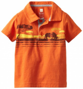 Tea Collection Baby-boys Infant Grazing Rhino Polo